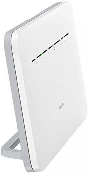 HUAWEI B535-232 Unlocked CAT 7 300mbps 4G/LTE Home/Office Router (White) plus 2 x External Antennas