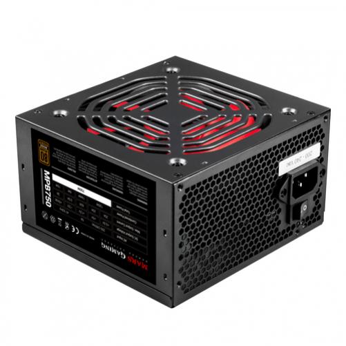 Mars Gaming MPB750 power supply 750 W 20+4 pin ATX ATX Black, Red