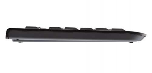 CHERRY DW 3000 Keyboard RF Wireless QWERTZ German Black - (DEU Layout - QWERTZ)