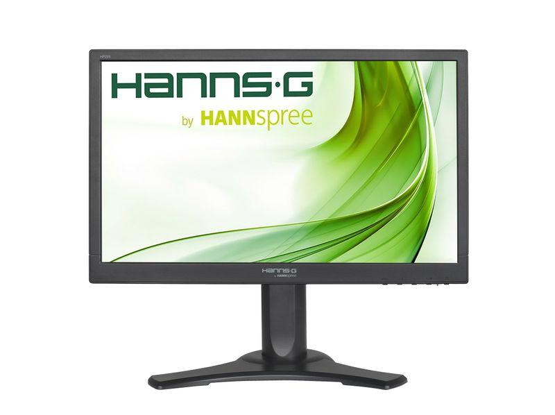 Hannspree Hanns.G HP 205 DJB 49.5 cm (19.5 inches) 1600 x 900 pixels HD + LED black
