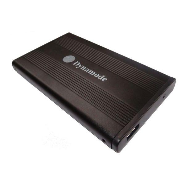 DYNAMODE USB3-HD2.5S-1B 2.5Zoll USB Schwarz Speichergehäuse