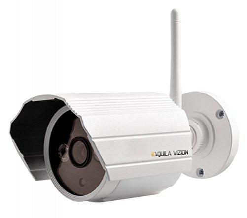 Aquila Vizion Smart Mini HD 720p IP-Kamera Weiu00df - Plug-Type C (EU)