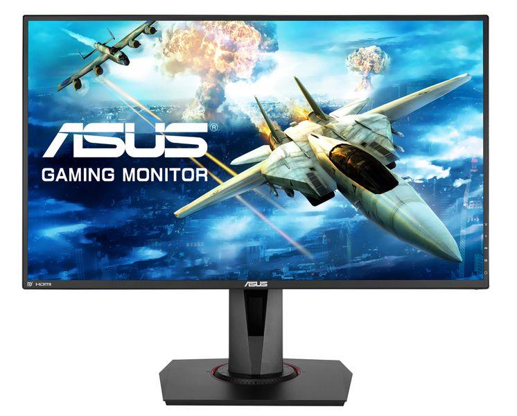 ASUS Gaming Monitor VG278Q 68,6 cm (27 Zoll) 1920 x 1080 Pixel Full HD LED Schwarz