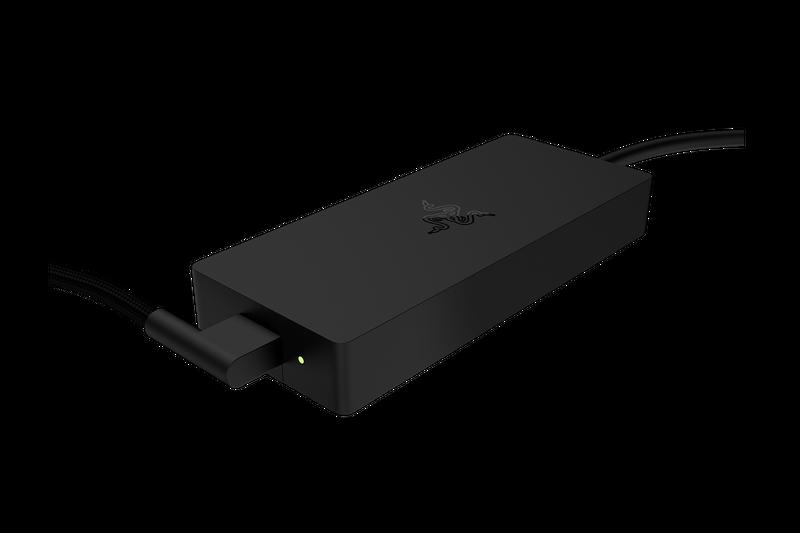 RAZER Power Adapter + Power Cord Accessory Pack For RAZER Blade 15.6 [GTX 1060 Models]