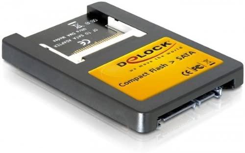 Delock 2.5″ Card Reader SATA > Compact Flash Card