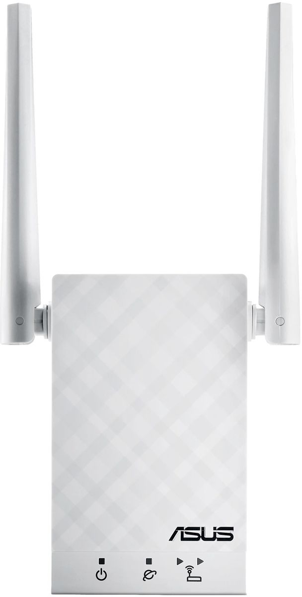 ASUS RP-AC55 1200 Mbps network repeater White