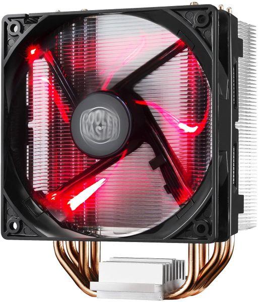 Cooler Master Hyper 212 LED-Kühler - 120-mm-PWM-Lüfter, INTEL LGA 1151, AMD AM4