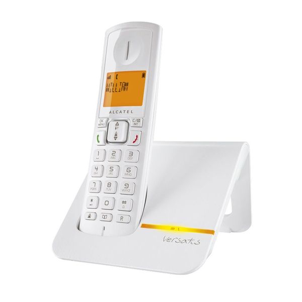 Alcatel Versatis F200 Digital Wireless Phone White