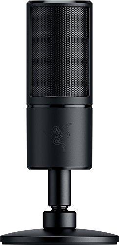 Razer Seiren X Studio-Mikrofon for Broadcasting & Streaming