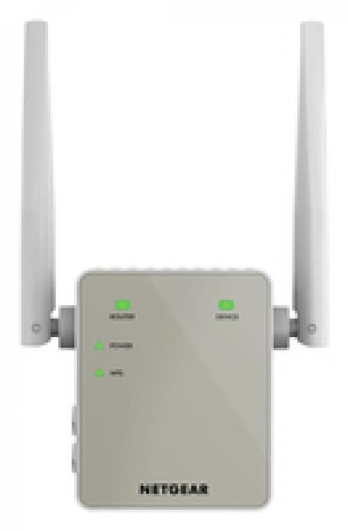Netgear AC750 WLAN-Repeater (802.11ac Dualband-Gigabit)
