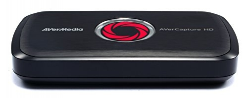 Avermedia AVerMedia Live Gamer Portable Lite (LGP Lite) - [Anfangen auf YouTube & Twitch] High Definition Game Recorder up to 1080p 60Mbps Videoschnittkarte für XBOX 360, One, One S /PS4 / Nintendo Switch usw. (GL310)