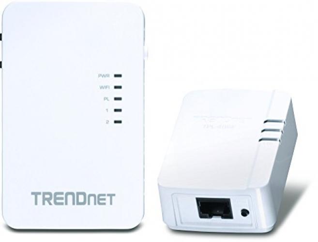 TRENDNET Trendnet TPL-410APK - Powerline AV2 Wireless A Point