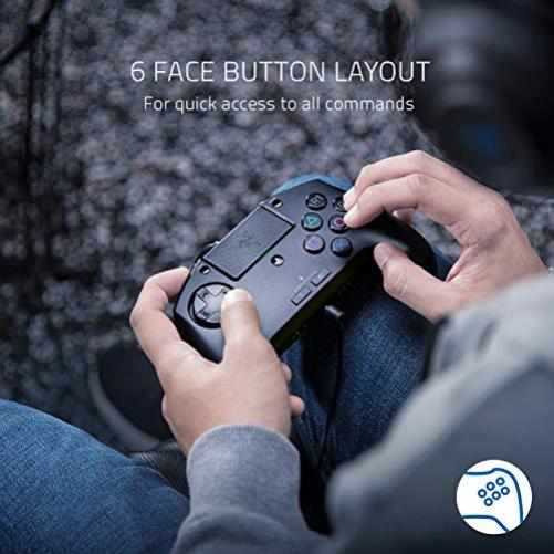 RAZER Raion Arcade Fightpad Controller für PS4 und PC