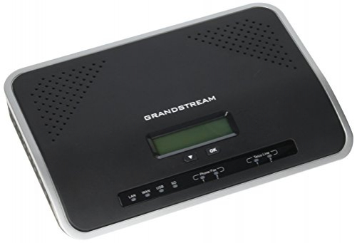 Grandstream Networks UCM6202 Private Branch Exchange (PBX) System IP PBX (privates & paketvermitteltes) System 500 Benutzer
