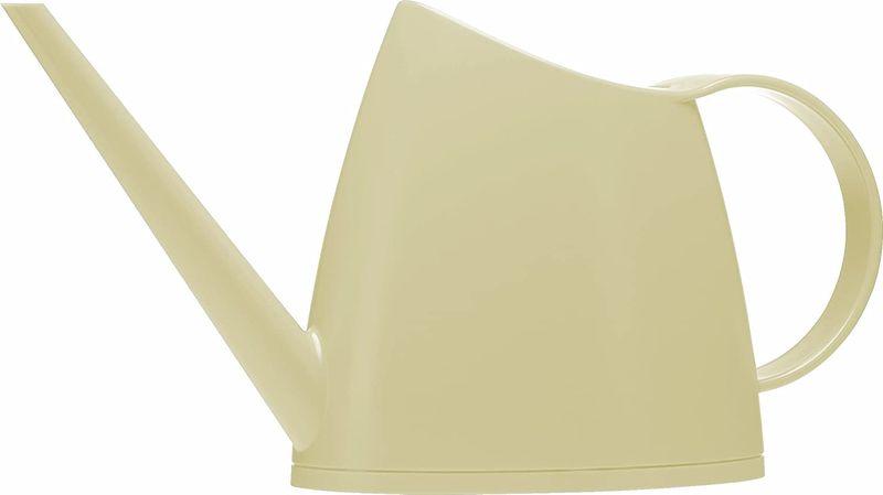 Emsa Watering can, matt, volume 1.5 liter, plastic, cream, fuchsia