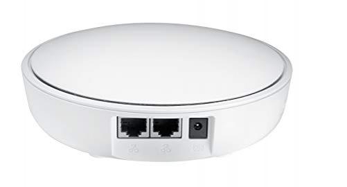 ASUS LYRA WLAN Mesh System, 867 Mbit/s Weiß, Tri-Band Set, 3er-Pack (90IG04C0-BM0B10)