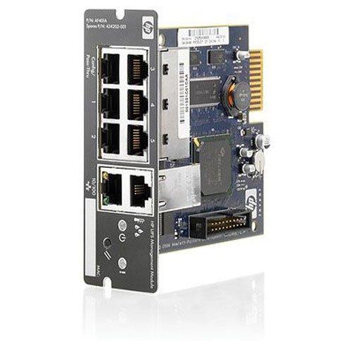 HEWLETT Packard Enterprise Mgmt Card for XR UPS