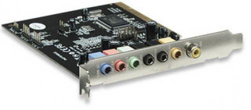 Manhattan 175357 audio card Built-in 7.1 channels PCI