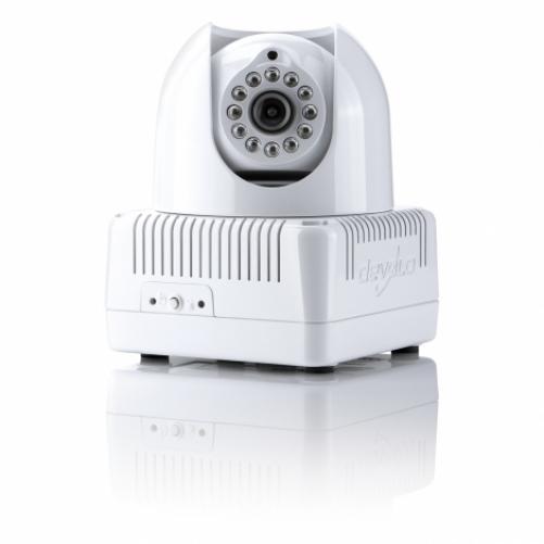 Devolo dLAN LiveCam 640 x 480Pixel Weiß Webcam