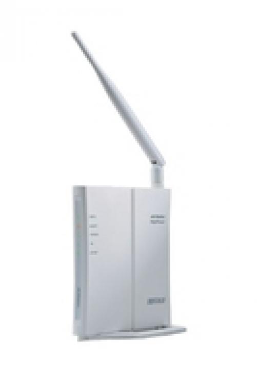 buffalo Buffalo WBMR-HP-GNV2 Schnelles Ethernet Weiß