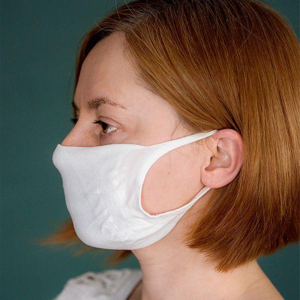 Waschbare und Desinfizierbare Alltagsmaske / Mundschutz / Alltagsschutz / Behelfsmaske