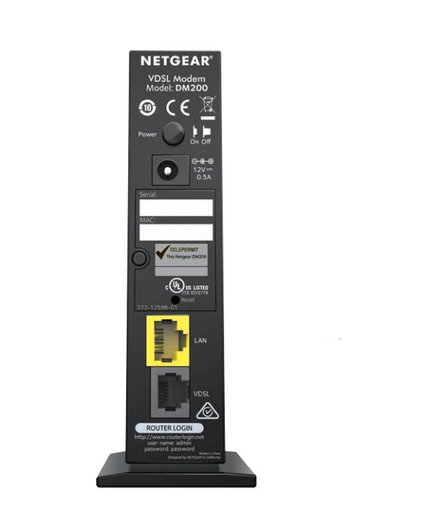 netgear Hochgeschwindigkeits-DSL-Breitbandmodem