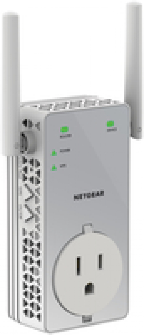 Netgear AC750 WLAN Repeater Plug-Type E (FR)
