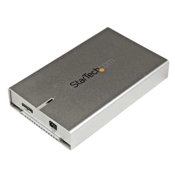 STARTECH.COM S2510SM12U33 - 2.5IN USB 3 SATA III HDD - ENCLOSURE