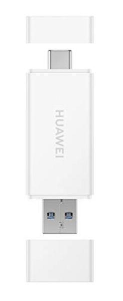 Huawei 04071769 Card Reader White USB 3.2 Gen 1 (3.1 Gen 1) Type-A/Type-C