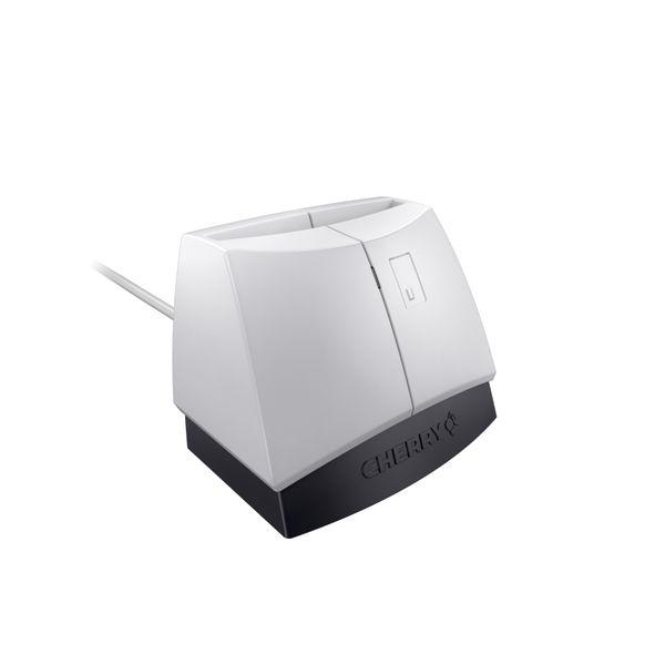 CHERRY SmartTerminal ST-1144 Smart Card Reader Black, Grey USB 2.0