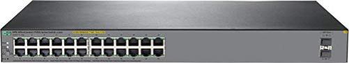 Hewlett Packard Enterprise OfficeConnect 1920S 24G 2SFP PoE+ 370W Managed L3 Gigabit Ethernet (10/100/1000) Grau 1U Power over Ethernet (PoE)