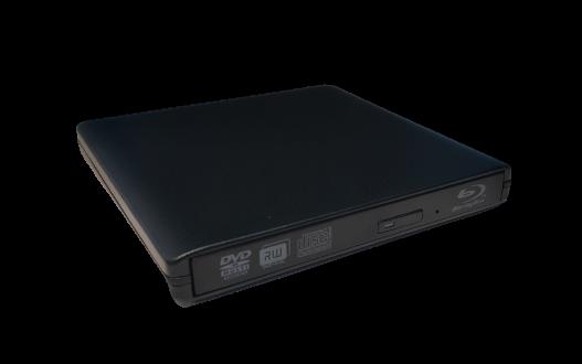 Moglor External 3D Blu Ray DVD Drive Burner USB 3.0 Portable Ultra Slim BD/CD/DVD RW Player Disc for Windows 10/7/8.1/Vista/XP/Mac OS Linux, PC