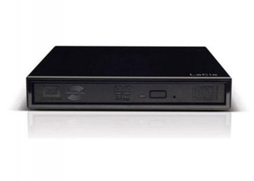 LaCie Portable DVD±RW Brenner 8x USB Creator 10 schwarz