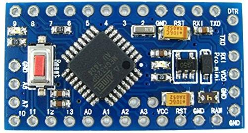 Arduino kompatibles ATmega Pro Mini / 5V, 16MHz / ATmega328 - Simpleduino®