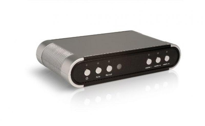 Techlink Techlink Switch2 HDMI 3-in-1 Auto-HDMI-Switch (HDMI 1.3 kompatibel)