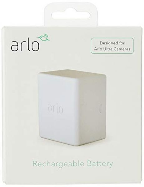 Arlo VMA5400-10000S, Rechargeable Battery for Arlo Ultra and PRO3 Camcorders