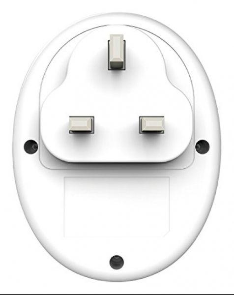 D-Link dsp-w115/B WiFi Smart Plug. (funktioniert mit Amazon Echo, Google Home Assistent und ifttt. Plug-Type G (UK)