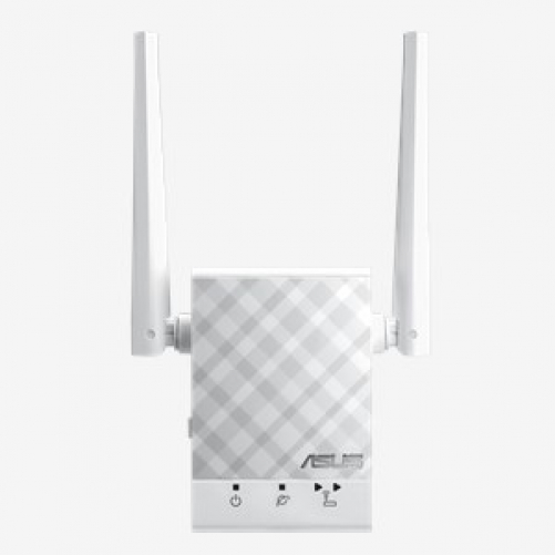 ASUS RP-AC51 733 Mbps network repeater White