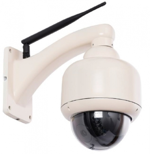 Bluestork BS-CAM-OR/HD IP-Sicherheitskamera Outdoor Kuppel Weiß 1280 x 720Pixel Sicherheitskamera