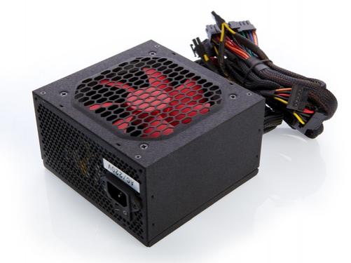 iTek DESERT 750 Netzteil 750 W 20+4 pin ATX ATX Schwarz, Rot