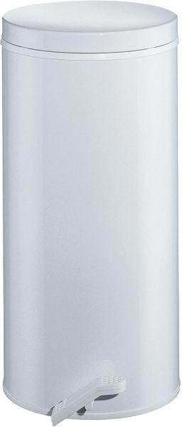 Wesco pedal waste bin Gastro 22 liter white