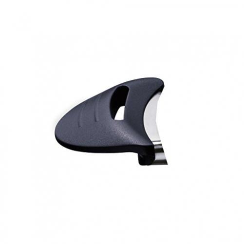 Fissler 1631624640 Intensa Seitengriff für Pfanne, Durchmesser 24 cm, schwarz