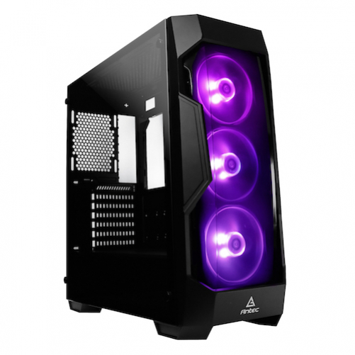 Antec DF500 RGB Midi-Turm Schwarz