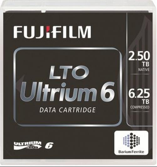 Fujifilm LTO Ultrium 6 tape 2500 GB 1,27 cm