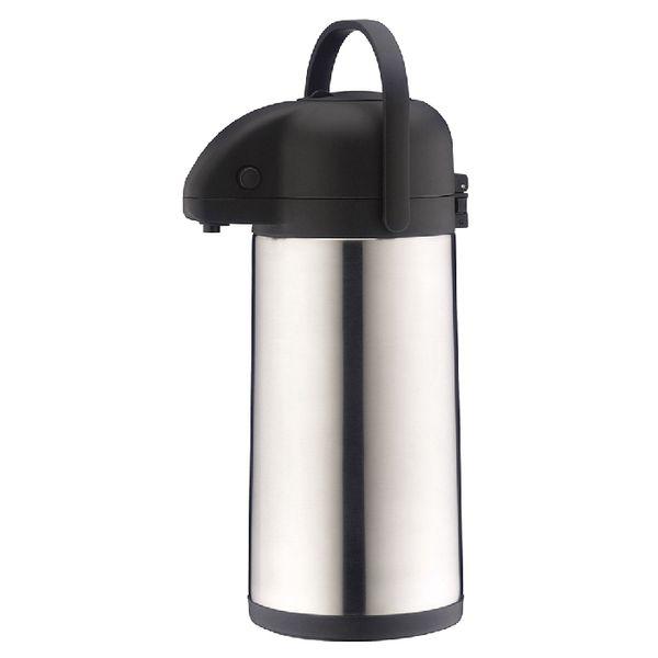 Alfi 0837205250 carafe, jug & bottle 2.5 l black, stainless steel
