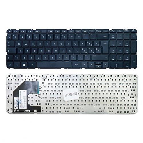 Up Parts® up-kbh103–Tastatur Sleekbook HP Pavilion