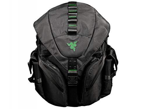 RAZER Mercenary Backpack Rucksack Nylon Schwarz/Grün