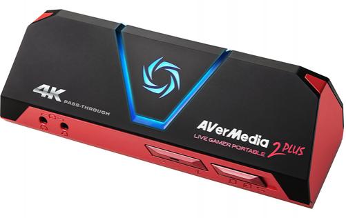 AVerMedia Live Gamer Portable 2 Plus Video-Aufnahme-Gerät USB 2.0