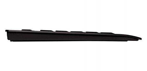 CHERRY B.UNLIMITED 3.0 Keyboard RF Wireless German Black - (DEU Layout - QWERTZ)