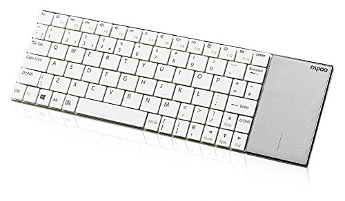 RAPOO E2710 Wirel. Keyboard weiss (DEU Layout - QWERTZ)